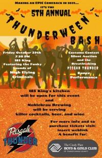 5th Annual Thunderween