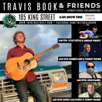Travis Book & Friends w/ Special Guests Shawn Lane & Tommy Maher