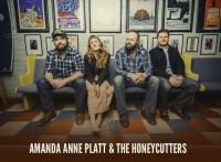 Amanda Anne Platt & The Honeycutters RESCHEDULED!